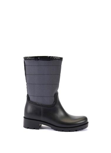 Esem ESEM B0005 Yağmur Botu Kadın Ayakkabı  Gri
